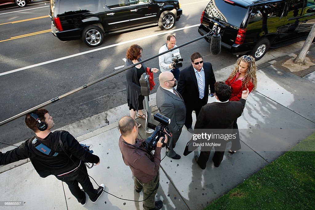 Chaz Bono is taped by documentary film makers as he arrives to the Santa Monica Courthouse to formally ask a judge to change his name and gender following his 2009 sex change surgery, on May 6, 2010 in Santa Monica, California. Chaz, born to Sonny and Cher Bono in 1969, and named Chastity Sun Bono, wants to be known as Chaz Salvatore. The name Chastity came from the title of the 1969 film Cher made with her first husband Sonny, who died in a skiing accident in 1998. Chaz revealed his gender reassignment surgery last June.