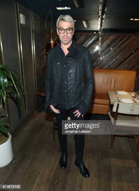 Chaz Dean attends Simply Los Angeles Dinner Presented By Wen By Chaz Dean at Ivory on Sunset on July 14 2017 in West Hollywood California