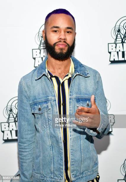 Chaz French attends Baller Alert's Bowl With a Baller at Basement Bowl on October 5 2017 in Miami Florida