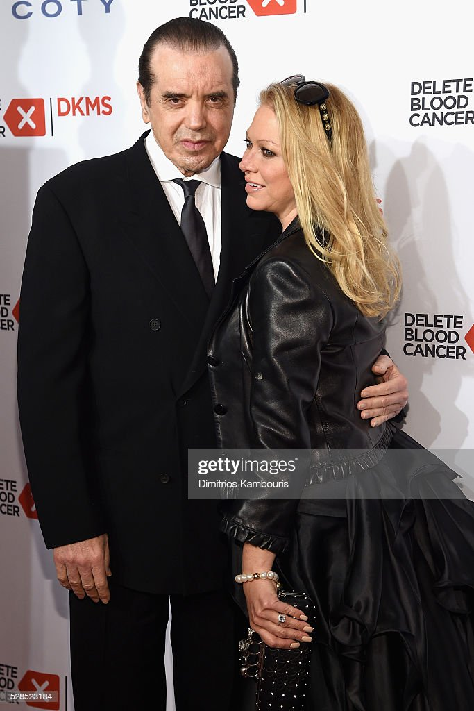 <a gi-track='captionPersonalityLinkClicked' href=/galleries/search?phrase=Chazz+Palminteri&family=editorial&specificpeople=211446 ng-click='$event.stopPropagation()'>Chazz Palminteri</a> (L) and <a gi-track='captionPersonalityLinkClicked' href=/galleries/search?phrase=Gianna+Ranaudo&family=editorial&specificpeople=627934 ng-click='$event.stopPropagation()'>Gianna Ranaudo</a> attend the 10th Annual Delete Blood Cancer DKMS Gala at Cipriani Wall Street on May 5, 2016 in New York City.