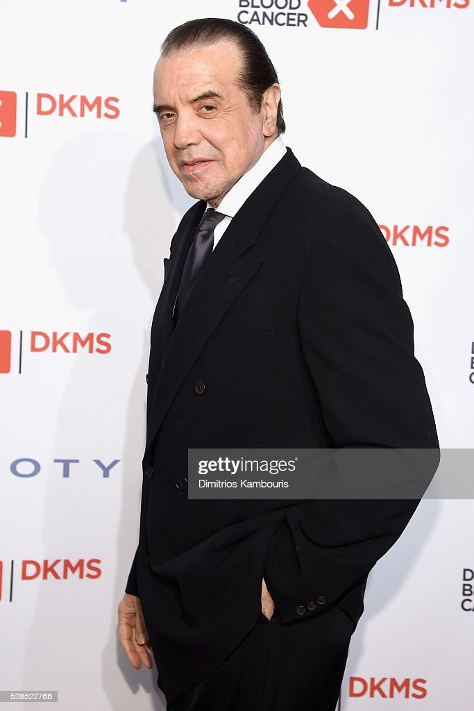 <a gi-track='captionPersonalityLinkClicked' href=/galleries/search?phrase=Chazz+Palminteri&family=editorial&specificpeople=211446 ng-click='$event.stopPropagation()'>Chazz Palminteri</a> attends the 10th Annual Delete Blood Cancer DKMS Gala at Cipriani Wall Street on May 5, 2016 in New York City.
