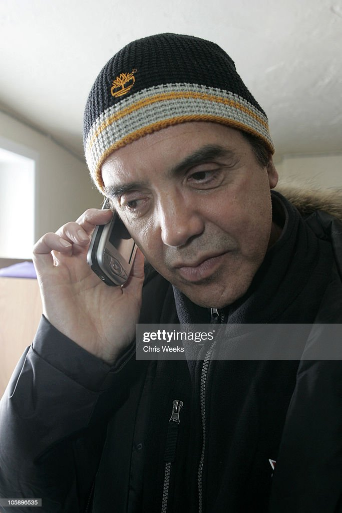 Chazz Palminteri during 2006 Park City The Loft featuring TMobile Klipsch and Hudson Day 4 at 427 Main Street in Park City Utah United States