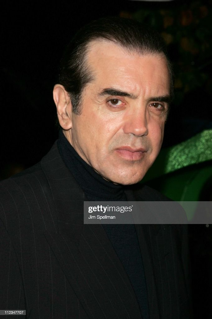 Chazz Palminteri during 'In The Mix' New York City Premiere Arrivals at Chelsea Wesy Cinema in New York City New York United States