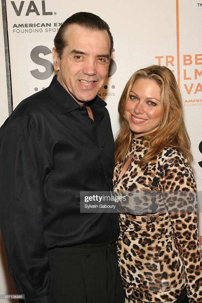 Chazz Palminteri during Opening of The Tribeca Film Festival Premiere of 'SOS Short Film Program' Red Carpet Arrivals at BMCC Tribeca PAC at 199...