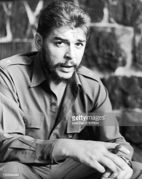 Che Guevara in Algeria