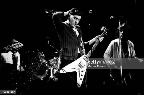 Cheap Trick perform on stage New York Rick Nielsen