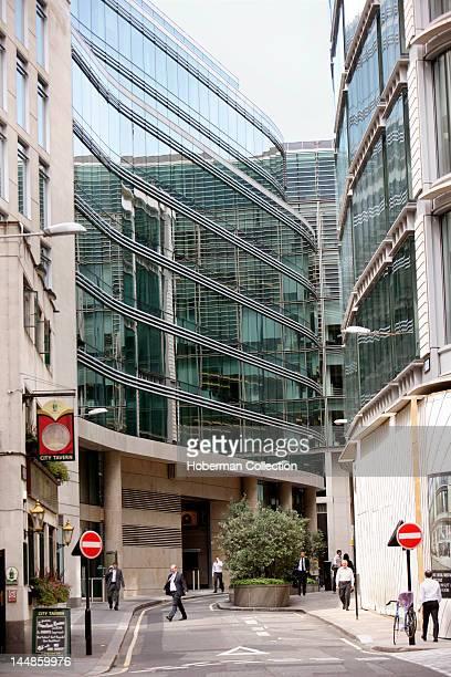 Cheapside 107 Building London