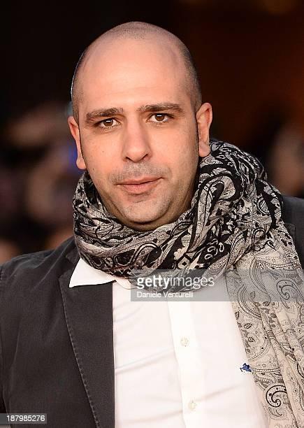 Checco Zalone attends 'Checco Zalone' Premiere during The 8th Rome Film Festival on November 14 2013 in Rome Italy
