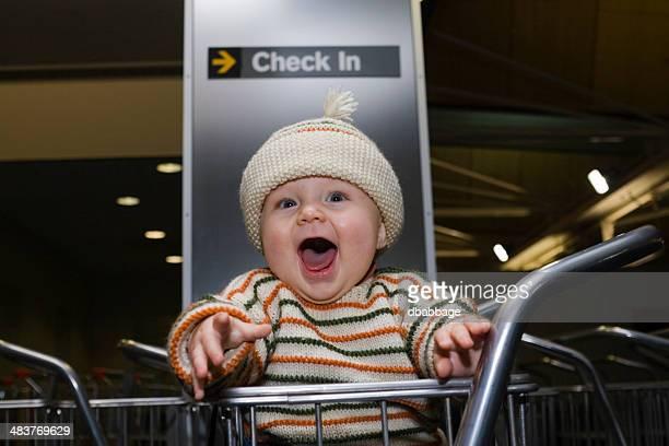 Bebé el Check-in