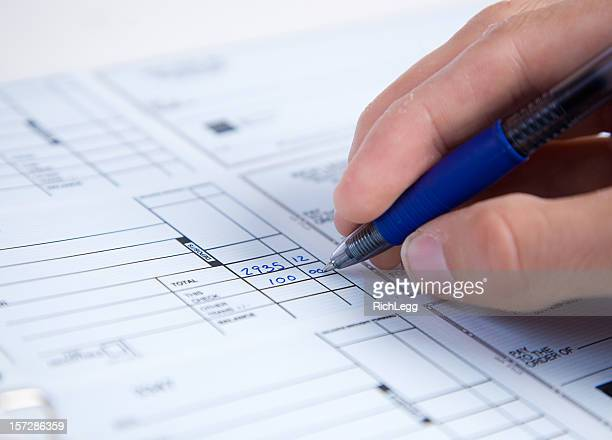 checkbook ledgers stock photos and pictures getty images