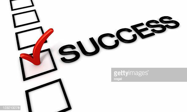 Check Mark for success