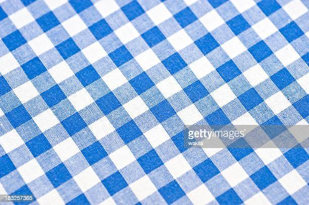 checked bavarian pattern