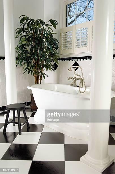 Checkerboard da bagno