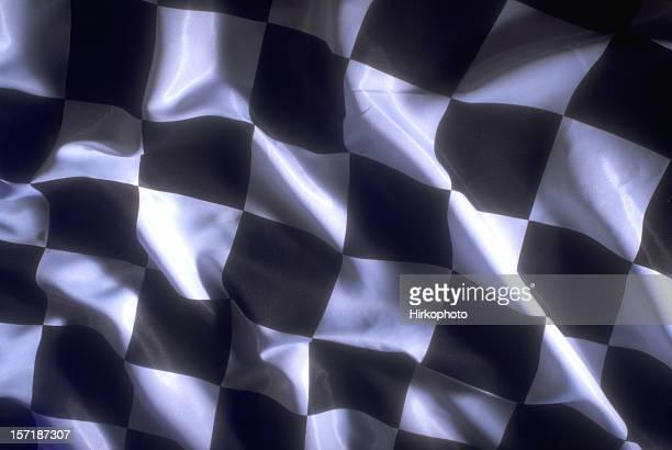 checkerd flag
