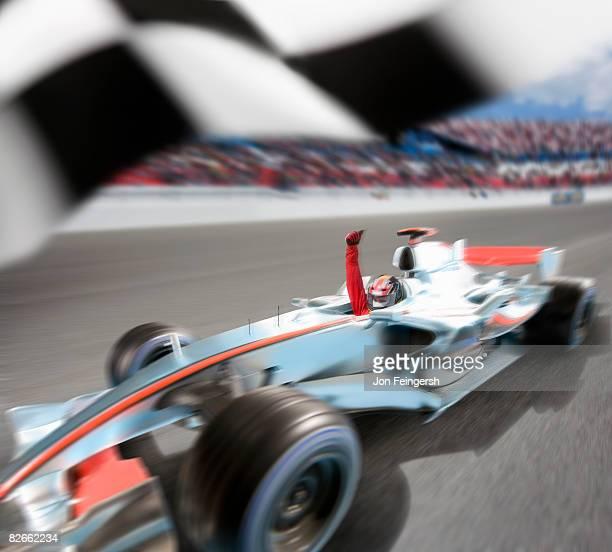 Checkered Flag Formula 1