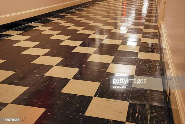 Linoleum stock photos and pictures getty images for Lino flooring