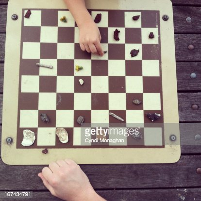 Checkers : Stock Photo