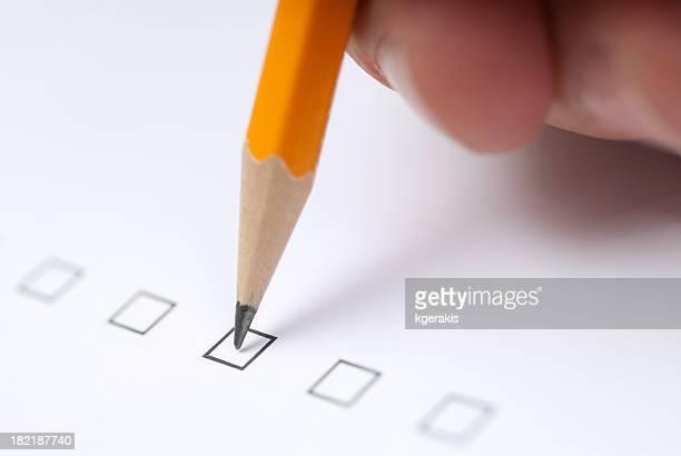 Checking a check box