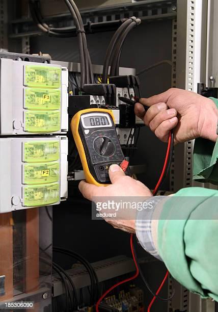 Überprüfung Elektrischer Widerstand