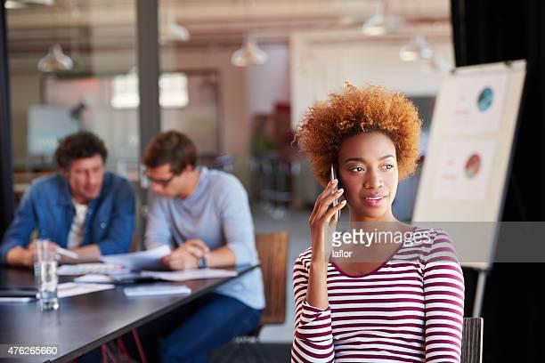 Enregistrement avec son client pendant une réunion