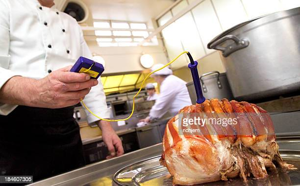 Überprüfung Fleisch