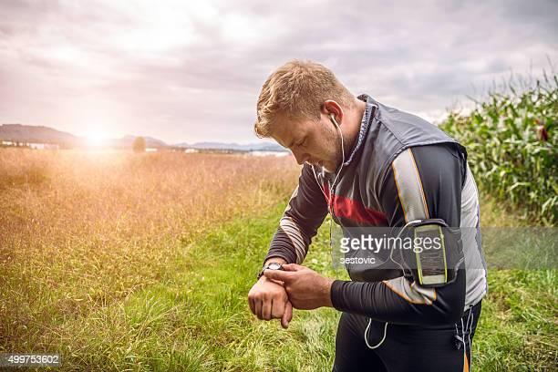 Checking pulse