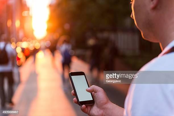 Überprüfung social media