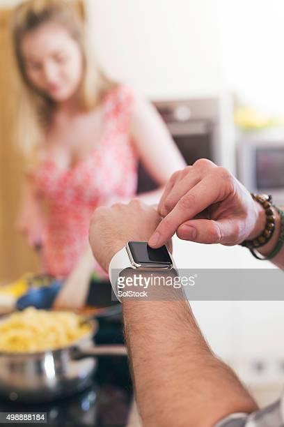 Verificar a Receita no seu Smartwatch