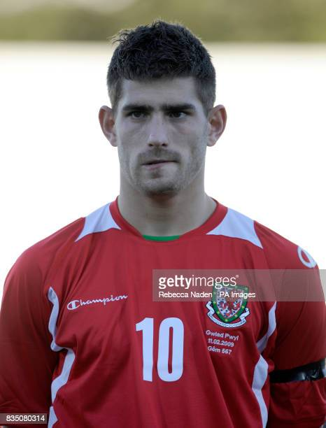 Ched Evans Wales