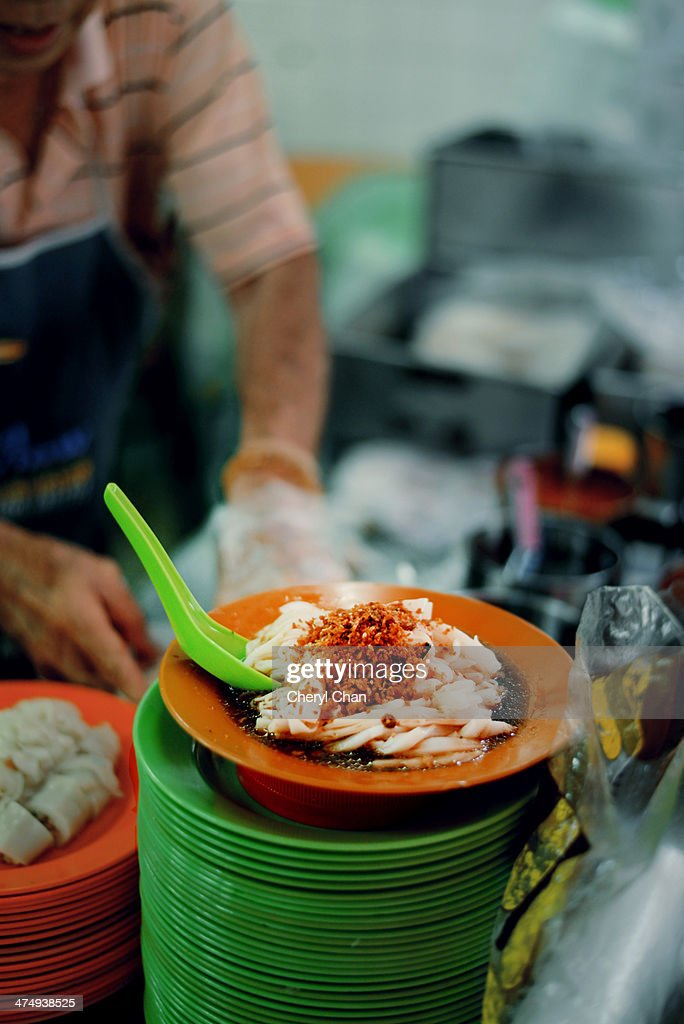 Chee Cheong Fun : Stock Photo