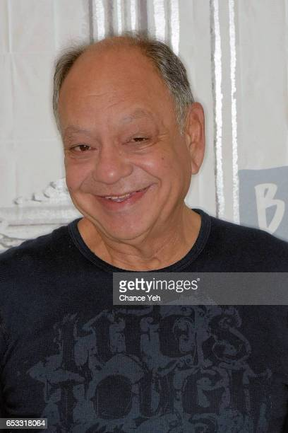 Cheech Marin attends Build series to discuss 'Cheech Is Not My Real Name But Don't Call Me Chong' at Build Studio on March 14 2017 in New York City