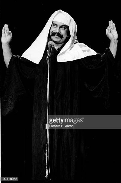 Cheech Marin from Cheech Chong performs live in New York in 1976