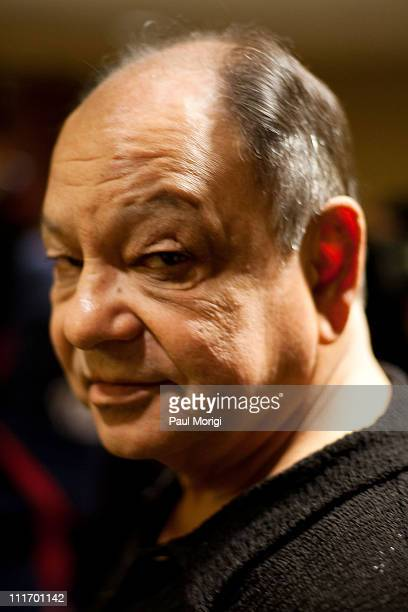 Cheech Marin of Cheech Chong poses for photo at The Marijuana Policy Project's 15th Anniversary Gala at the Hyatt Regency on Capitol Hill on January...