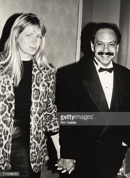 Cheech Marin Wife Patti during 16th Annual Nosotros Golden Eagle Awards at Beverly Hilton Hotel in Beverly Hills California United States