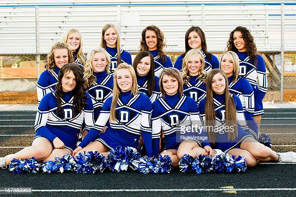 Cheer Team Portrait