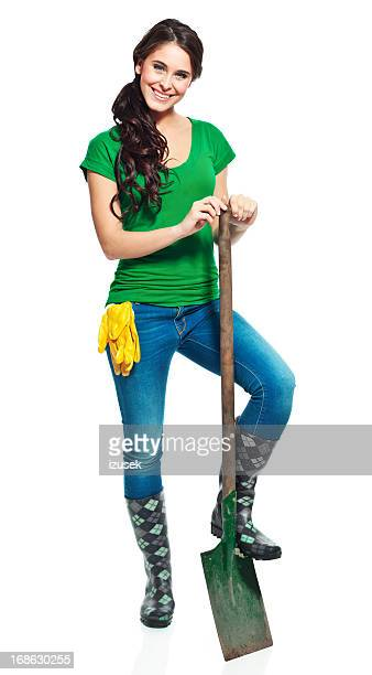 Joyeux Jardinier de pique