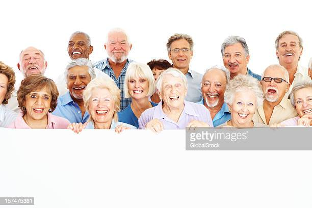 Femmes seniors nu