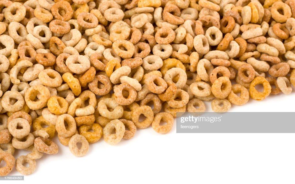 Cheerios line : Stock Photo
