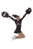 Cheerleader , portrait