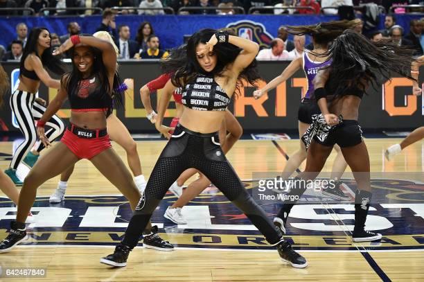 Nba Cheerleaders 2017