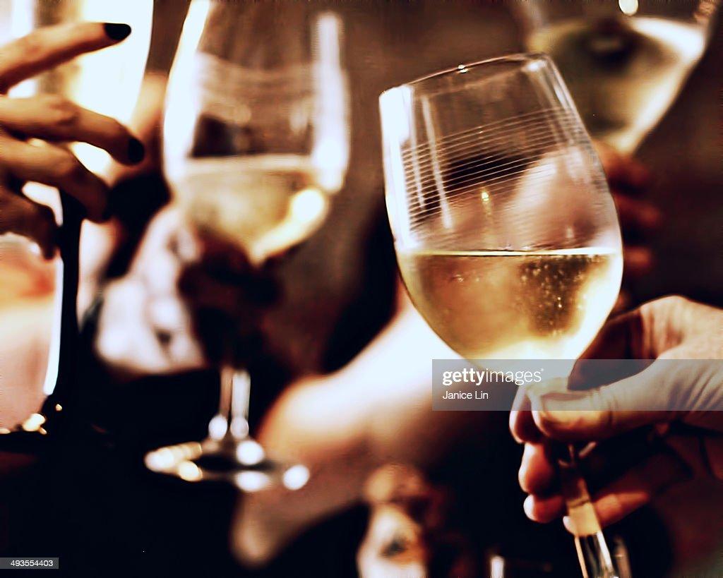 Cheers! : Stock Photo