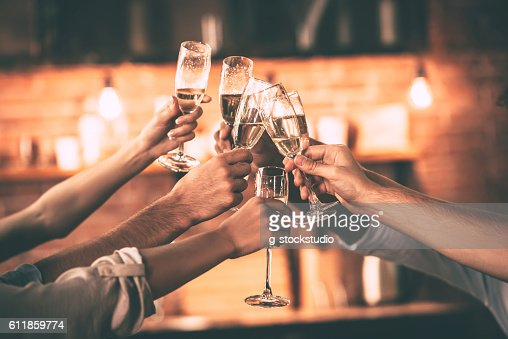 Cheers! : Stock Photo