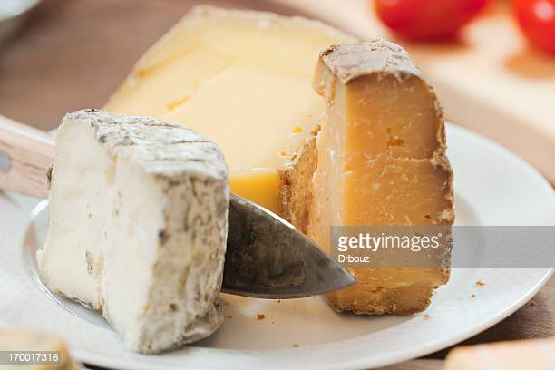 Cheese arangement