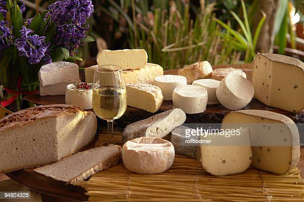 cheese arrangement