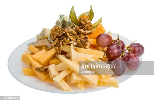 Cheese assortment : Stock Photo