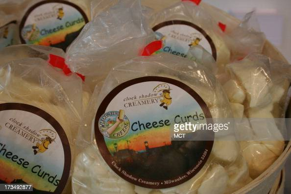 Cheese curds are a staple not only in Milwaukee but also all of Wisconsin These found at Clock Shadow Creamery are freshly made and hard to resist