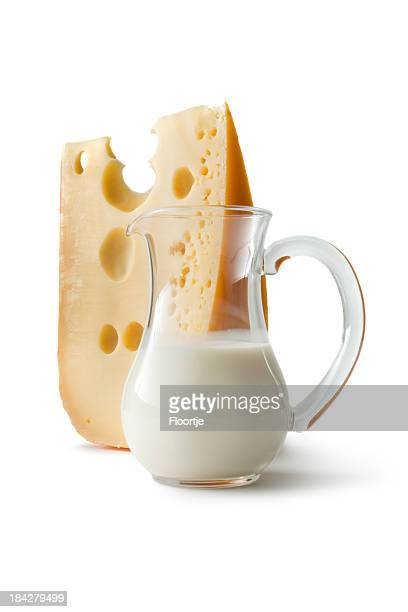 Cheese: Emmentaler and Milk