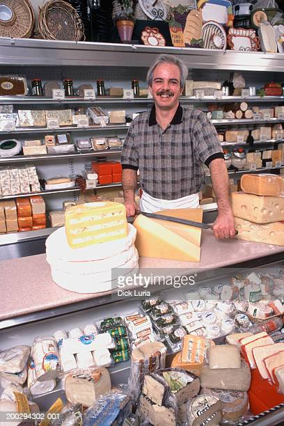 cheese in deli