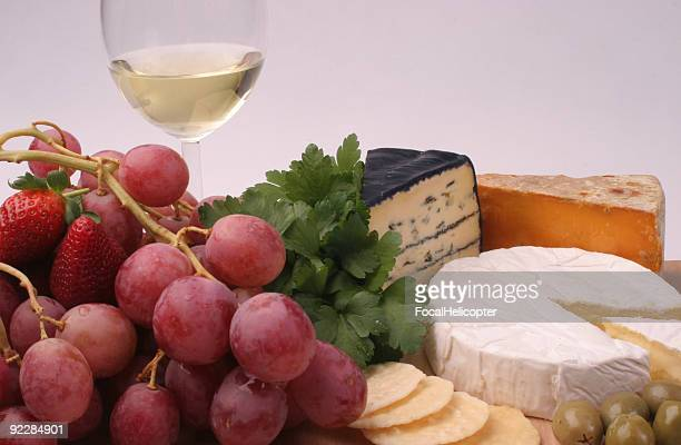 Cheese Platter for one