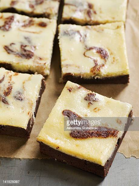 Cheesecake Brownie